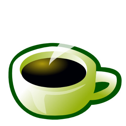 Download free green food drink cup coffee icon