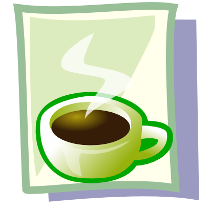 Download free sheet food drink cup coffee icon