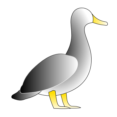 Download free animal bird duck icon