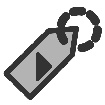 Download free key grey icon