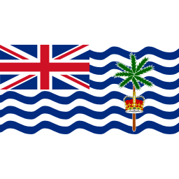 Download free flag territory british ocean indian icon