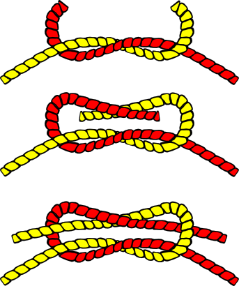 Download free yellow red rope icon