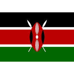 Download free flag kenya icon