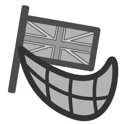 Download free flag united kingdom country mouth icon