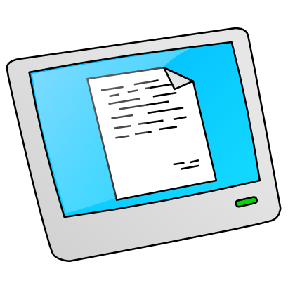 Download free computer screen icon