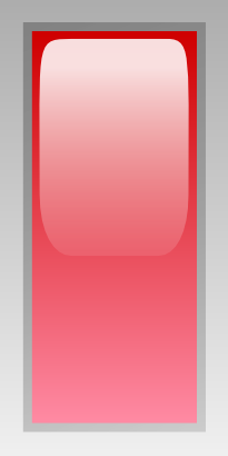Download free red rectangle icon