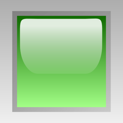 Download free green square icon