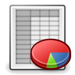 Download free office spreadsheet icon