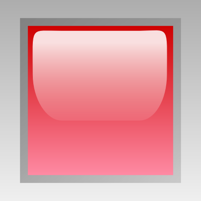 Download free red square icon