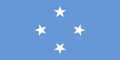 Download free flag micronesia country oceania icon