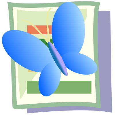 Download free animal butterfly insect icon
