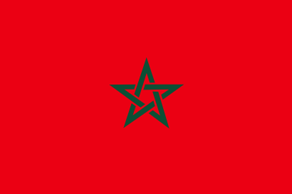 Download free flag morocco africa country icon