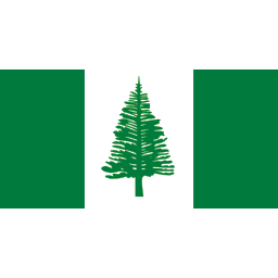 Download free flag norfolk icon
