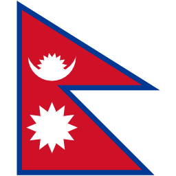 Download free flag nepal icon