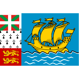 Download free flag saint pierre and miquelon icon