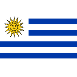 Download free flag uruguay icon