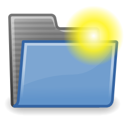 Download free new folder icon