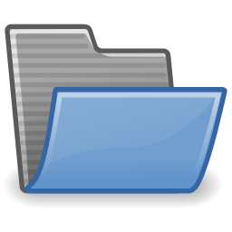 Download free folder open icon