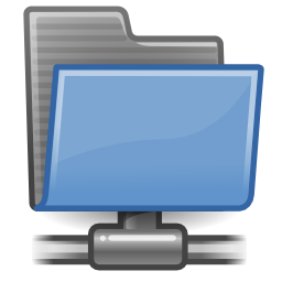 Download free network folder icon