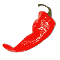 Download free red food pimento cayenne icon