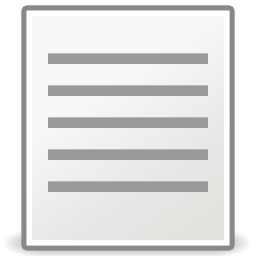 Download free sheet format justify icon