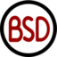 Download free license bsd icon