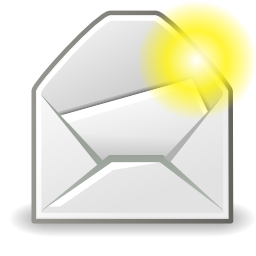 Download free new email message courier mail envelope icon