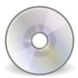 Download free disk cd optical dvd storage icon