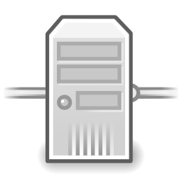 Download free network computer server icon