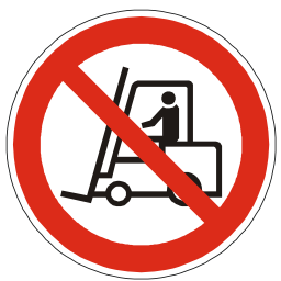 Download free red round pictogram prohibited vehicle icon
