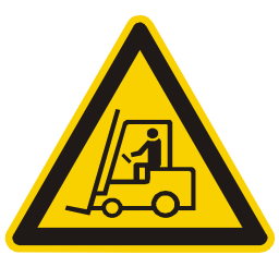 Download free alert triangle information human vehicle attention icon