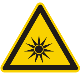 Download free thunderbolt alert triangle information light attention icon