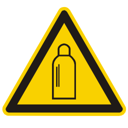 Download free alert triangle information attention liquid icon