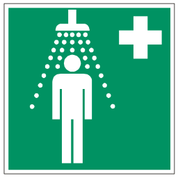 Download free pictogram green health shower icon