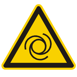 Download free alert triangle information attention icon