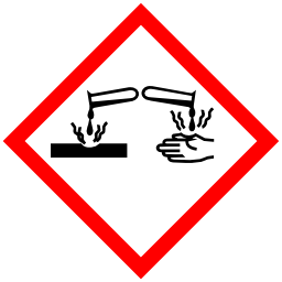 Download free rhombus pictogram hand attention acid icon