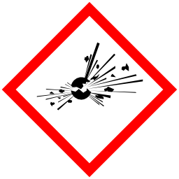 Download free rhombus pictogram attention explosion icon