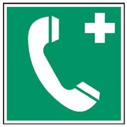 Download free pictogram green health phone icon