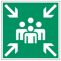 Download free pictogram green gathering icon