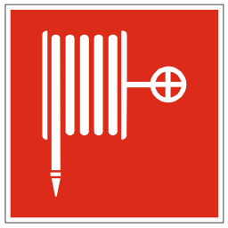Download free red pictogram burning icon