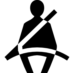 Download free pictogram belt human icon