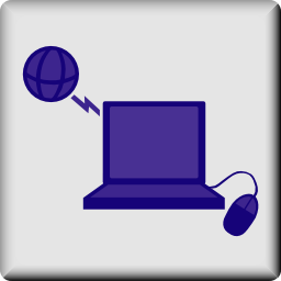 Download free internet computer icon
