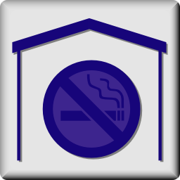 Download free prohibited cigarette icon